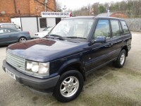 LAND ROVER RANGE ROVER 2.5 DT 5DR AUTOMATIC