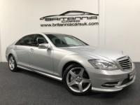 MERCEDES-BENZ S-CLASS 3.0 S350 BLUETEC L AMG SPEC 4DR AUTOMATIC - 273864