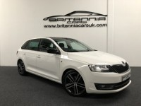 SKODA RAPID 1.6 SPACEBACK SE TDI CR 5DR - 275179
