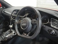 AUDI A4 2.0 TDI S LINE BLACK EDITION START/STOP 4DR CVT