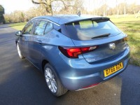 VAUXHALL ASTRA 1.4 TECH LINE S/S 5DR AUTOMATIC