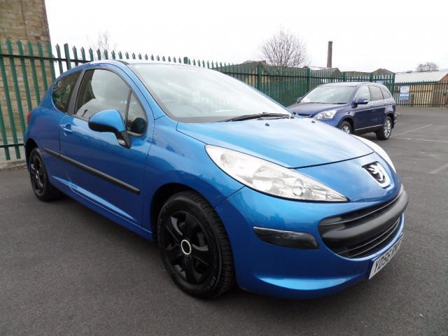 Used PEUGEOT 207 1.4 S 3DR For Sale in Burnley - Used Cars Burnley