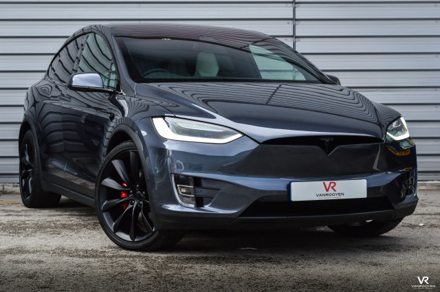 used tesla model x p100d 5dr automatic for sale in warrington used cars warrington. Black Bedroom Furniture Sets. Home Design Ideas
