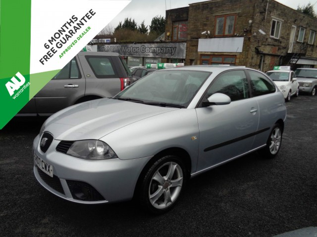 Used SEAT IBIZA 1.4 SPORT 16V 3DR in West Yorkshire
