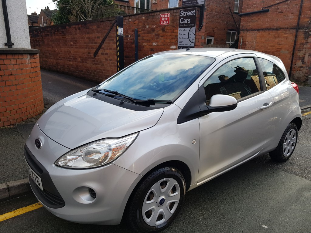 FORD KA 1.2 EDGE 3DR For Sale in Crewe - Streetcars of Crewe