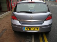 VAUXHALL ASTRA 1.6 CLUB 5DR