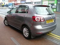 VOLKSWAGEN GOLF PLUS 2.0 S TDI 5DR