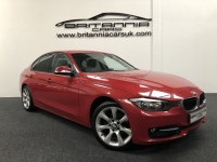 BMW 3 SERIES 2.0 320D SPORT 4DR - 278055