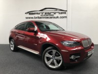 BMW X6 3.0 XDRIVE35D 4DR AUTOMATIC - 279890