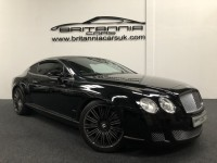 BENTLEY CONTINENTAL 6.0 GT SPEED 2DR AUTOMATIC - 278273