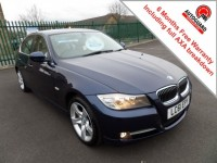 BMW 3 SERIES 2.0 318D EXCLUSIVE EDITION 4DR