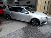 SKODA OCTAVIA 2.0 VRS TDI DSG 5DR SEMI AUTO SAT NAV SPORT SEATS CRUISE PRIVACY - GREAT LOW FINANCE-LEASE DEALS