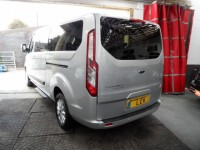 FORD TRANSIT CUSTOM 2.0 320 ZETEC KOMBI L21 H1 9 SEATER  TOURNEO DELIVERY MILEAGE LEASE DEALS AVAILABLE
