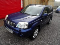 NISSAN X-TRAIL 2.2 AVENTURA DCI 5DR 4WD DIESEL SAT NAV LEATEHR HEATED SEATS PAN GLASS ROOF OUTSTANDING CONDITION