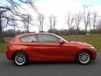 BMW 1 SERIES 2.0 116D SE 3DR