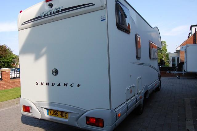 SWIFT sundance 630g