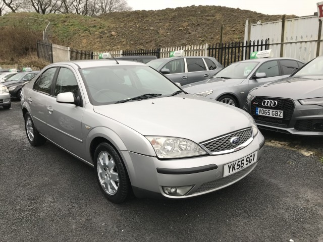 Used FORD MONDEO 2.2 ZETEC TDCI 5DR in West Yorkshire