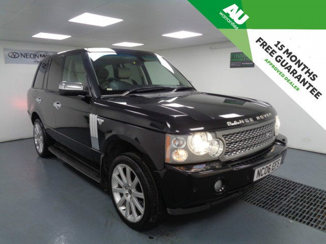 Used LAND ROVER RANGE ROVER SPORT 2.7 TDV6 SPORT HSE 5DR AUTOMATIC in West Yorkshire