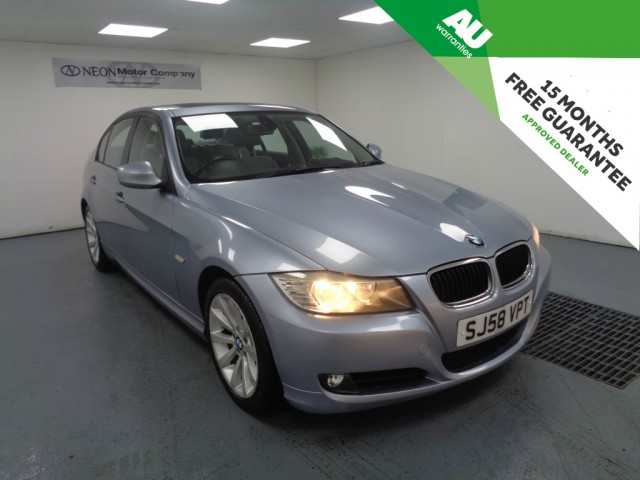 Used BMW 3 SERIES 2.0 318D SE 4DR in West Yorkshire