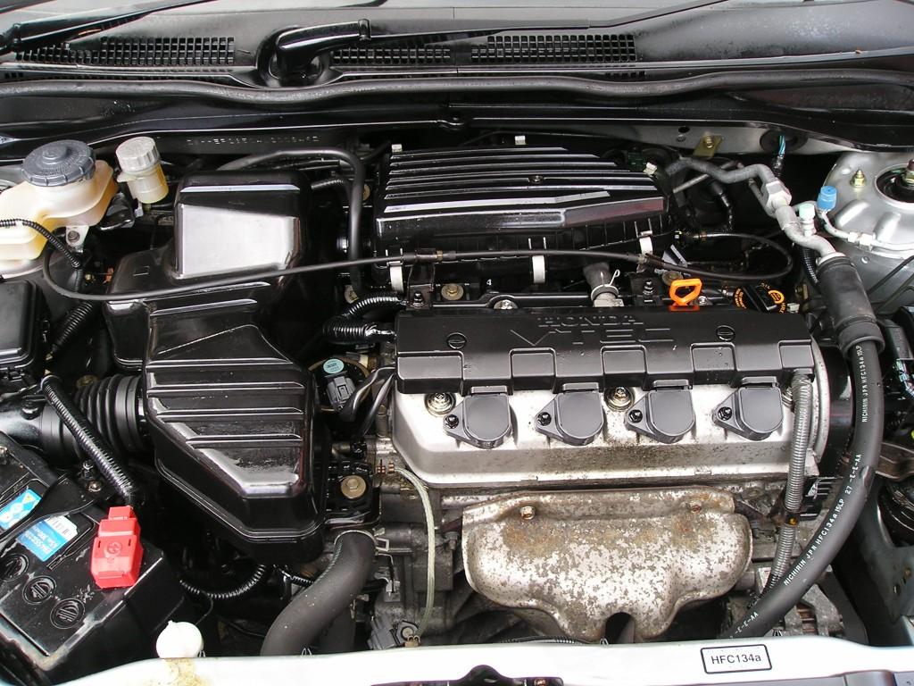 HONDA CIVIC 1.6 SE I-VTEC 3DR