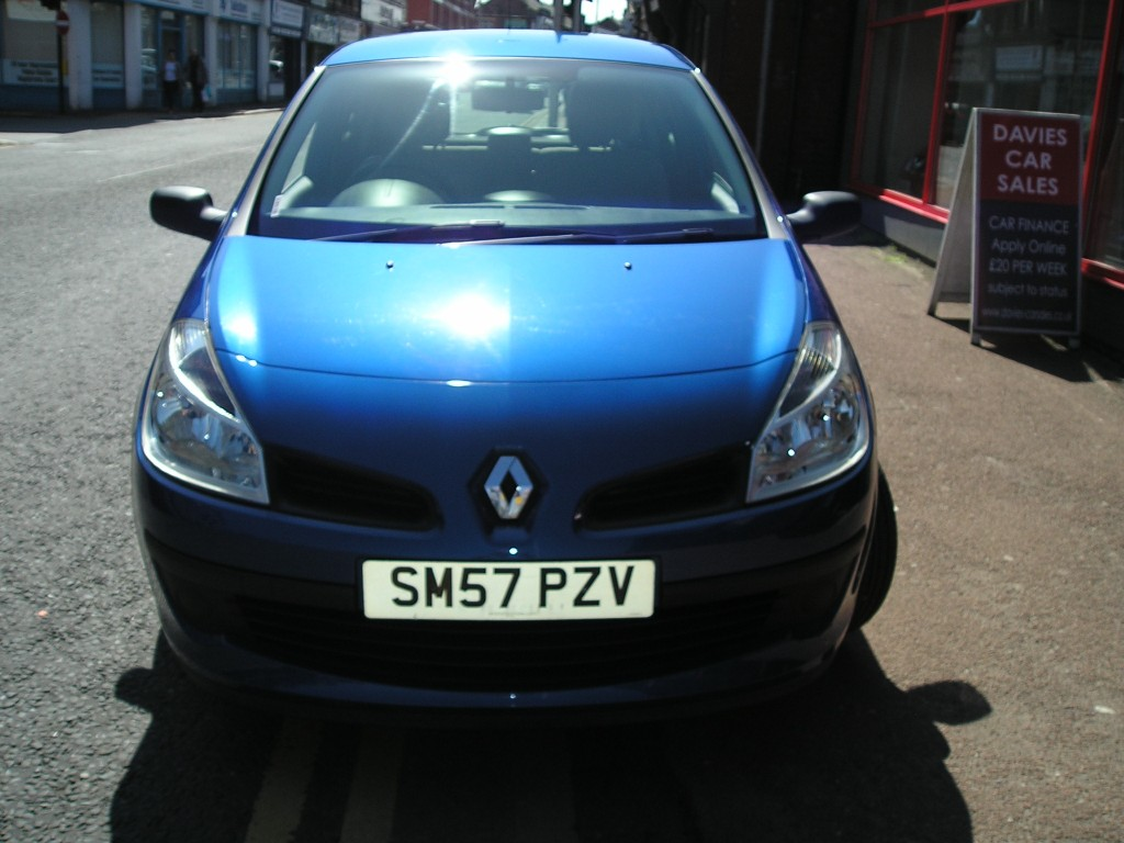 RENAULT CLIO 1.1 EXPRESSION 16V TURBO 3DR