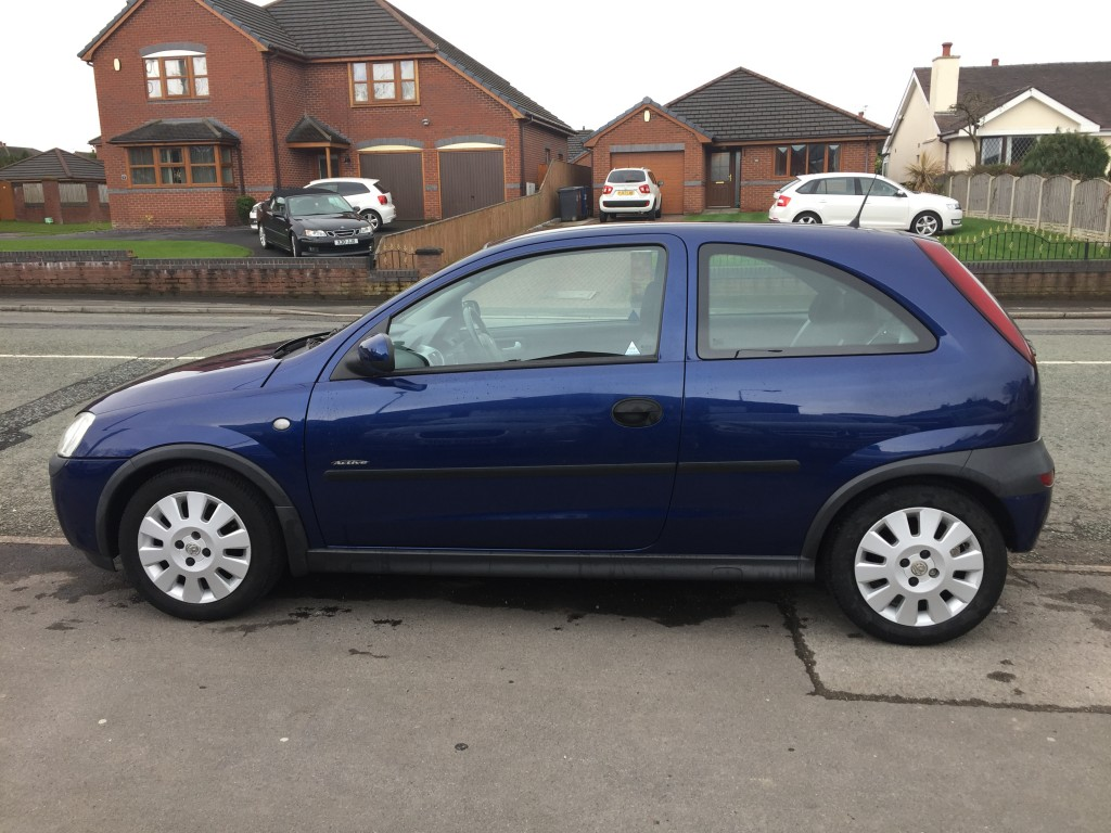 VAUXHALL CORSA 1.0 ACTIVE 12V 3DR
