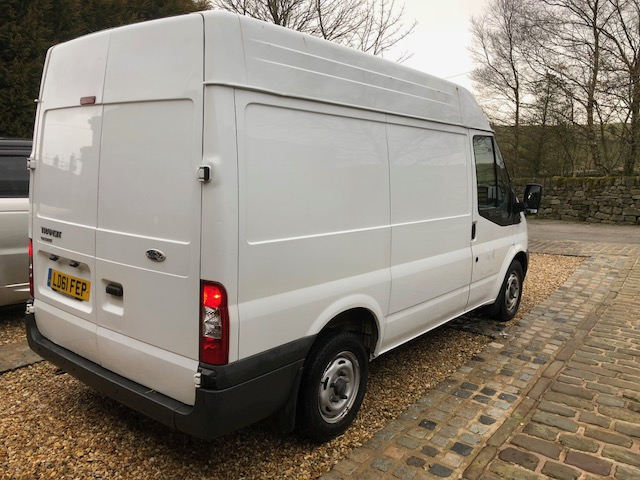 FORD TRANSIT 2012 2.2 280 swb fwd medium roof 2.2 100ps 1 pre owner from new px to clear hpi clear no vat