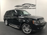 LAND ROVER RANGE ROVER SPORT 3.0 TDV6 HSE 5DR AUTOMATIC - 283457