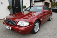 MERCEDES-BENZ SL 3.2 SL320 2DR AUTOMATIC SPECIAL EDITION