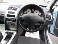 PEUGEOT 407 1.6 SW S HDI 5DR