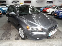 VOLVO S40 1.8 S 4  DOOR SALOON MANUAL PETROL FSH 111K FSH 2 PRE OWNERS HPI CLEAR MOT APRIL 2019 PX TO CLEAR
