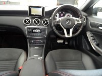 MERCEDES-BENZ A-CLASS 2.1 A220 CDI AMG NIGHT EDITION 5DR AUTO SAT NAV PAN GLASS ROOF 18