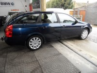 NISSAN PRIMERA 2.2 DCI 5DR DIESEL SX ESTATE SAT NAV REVERSING CAMERA FULLY VALLETED px to clear