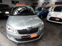 SKODA FABIA 1.6 ELEGANCE TDI CR A/C ALLOYS 5DR ESTATE 2011 FULL DEALER HISTORY 43K AA APPROVED DEALER
