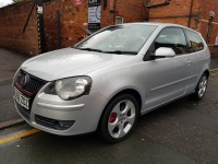 VOLKSWAGEN POLO 1.8 GTI 3DR