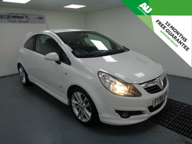 Used VAUXHALL CORSA 1.2 SXI A/C 16V 3DR in West Yorkshire