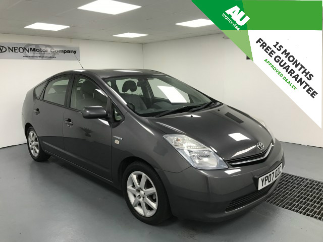 Used TOYOTA PRIUS 1.5 T3 VVT-I 5DR CVT in West Yorkshire