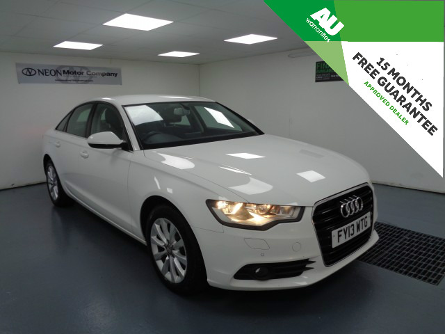 Used AUDI A6 2.0 TDI SE 4DR in West Yorkshire