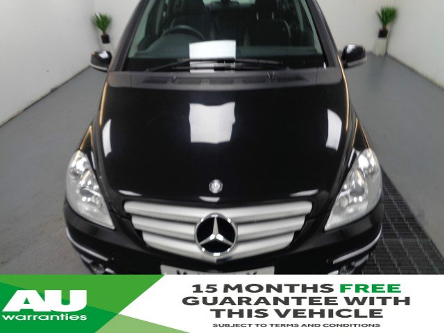 Used MERCEDES-BENZ B-CLASS 1.5 B160 BLUEEFFICIENCY SPORT 5DR in West Yorkshire