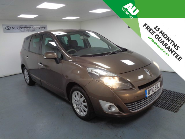 Used RENAULT GRAND SCENIC 1.5 PRIVILEGE TOMTOM DCI 5DR in West Yorkshire