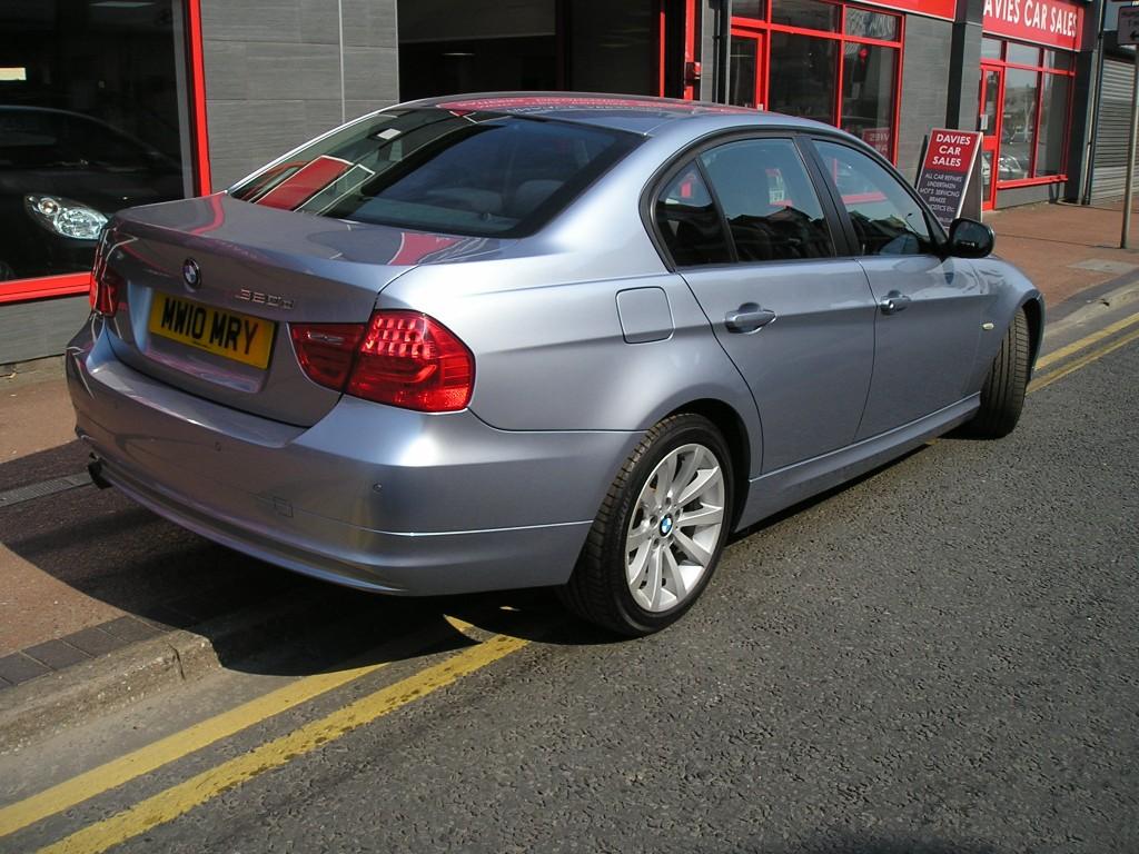 BMW 3 SERIES 2.0 320D SE 4DR AUTOMATIC