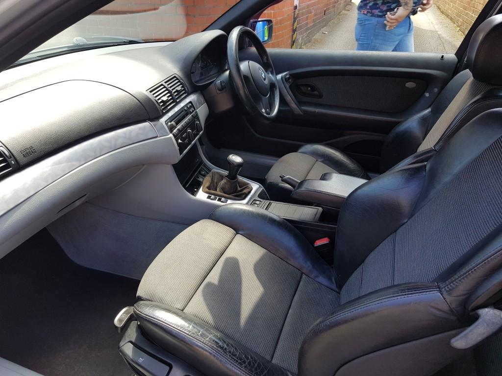 BMW 3 SERIES 2.0 320TD ES 3DR