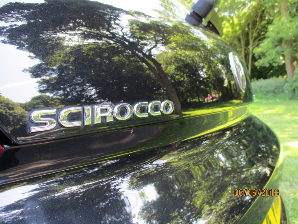 VOLKSWAGEN SCIROCCO 2.0 GT TDI DSG 2DR SEMI AUTOMATIC