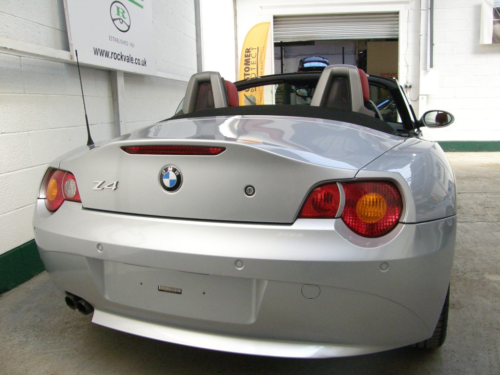 BMW Z SERIES 3.0 Z4 SE ROADSTER 2DR