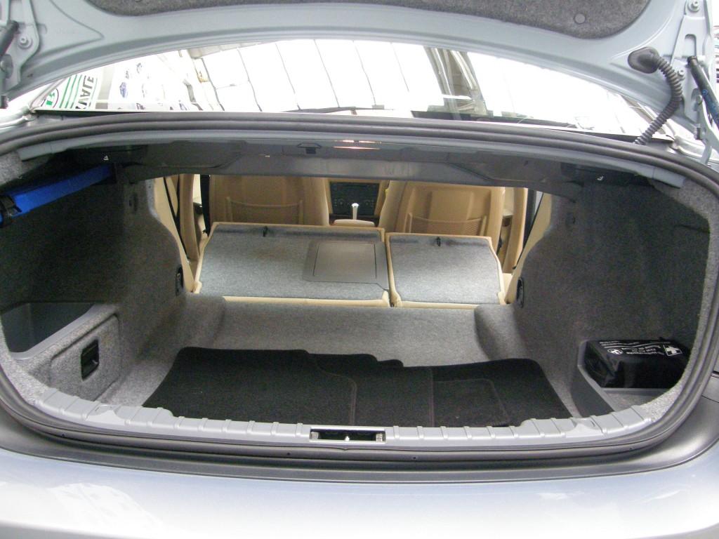BMW 3 SERIES 2.5 325I SE 4DR AUTOMATIC
