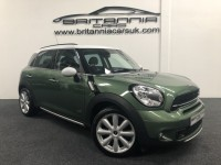 MINI COUNTRYMAN 1.6 COOPER S ALL4 5DR AUTOMATIC - 286662