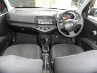 NISSAN MICRA 1.2 VISIA 3 door hatchback 1 owner from new fsh full mot hpi clear great spec AA approved dealer