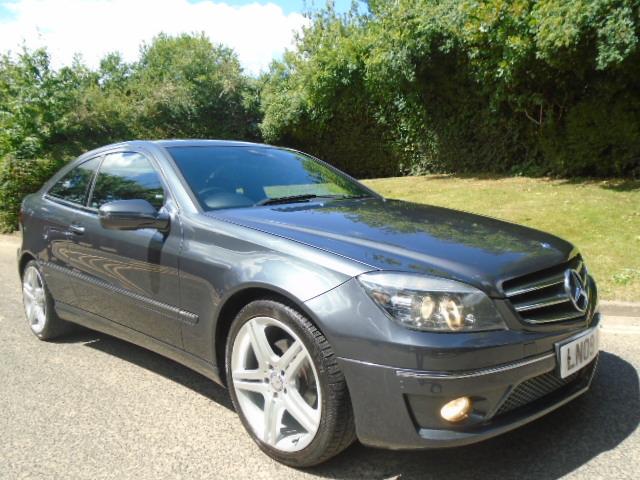 Mercedes Benz Clc Class 2 1 Clc220 Cdi Sport 3dr Automatic For Sale