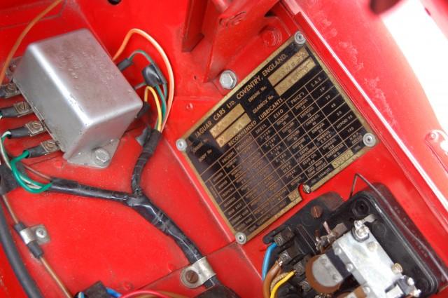 JAGUAR XK120 DHC SE