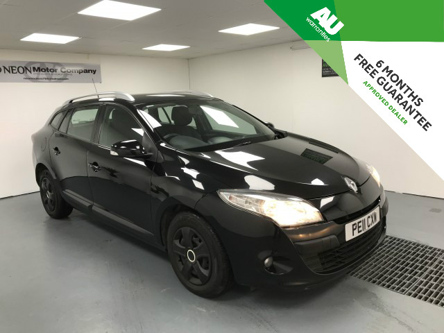 Used RENAULT MEGANE 1.5 EXPRESSION DCI ECO 5DR in West Yorkshire